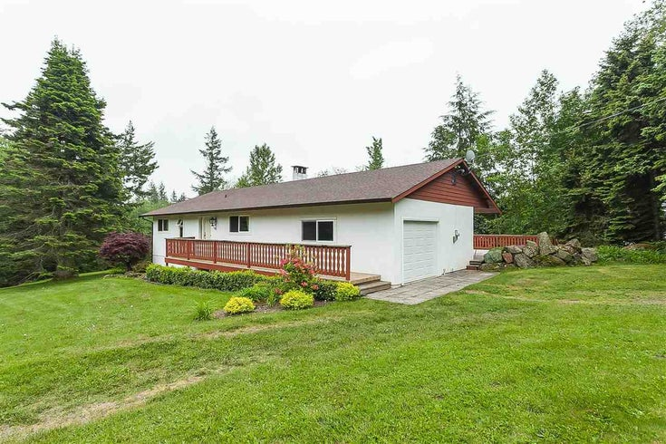 49966 LOOKOUT ROAD - Ryder Lake House with Acreage for sale, 2 Bedrooms (R2589172)