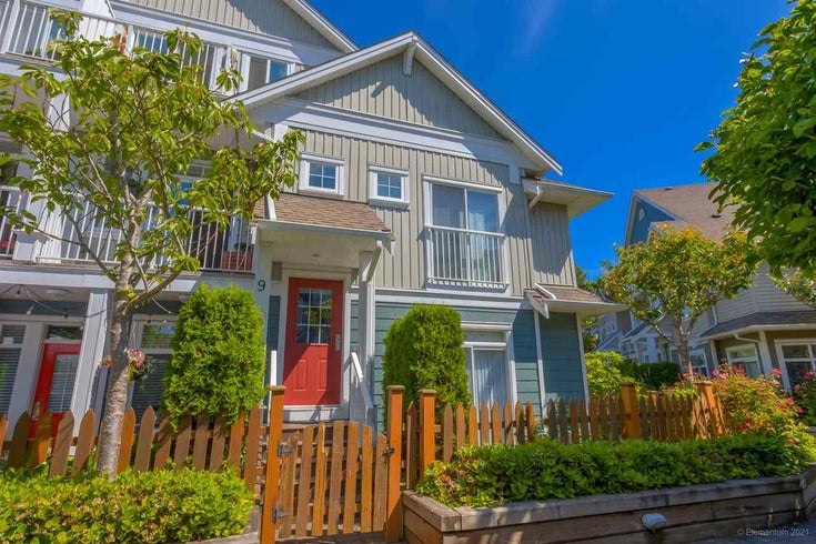 9 6300 LONDON ROAD - Steveston South Townhouse for sale, 2 Bedrooms (R2589181)