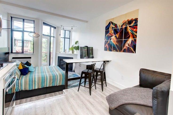 320 4369 MAIN STREET - Whistler Village Apartment/Condo for sale(R2589186)