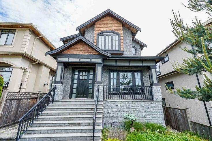 5058 DUNBAR STREET - Dunbar House/Single Family for sale, 6 Bedrooms (R2589189)