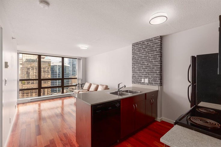 1819 938 SMITHE STREET - Downtown VW Apartment/Condo for sale, 1 Bedroom (R2589265)