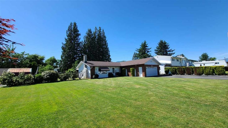 8727 BAKER DRIVE - Chilliwack E Young-Yale House/Single Family for sale, 3 Bedrooms (R2589289)