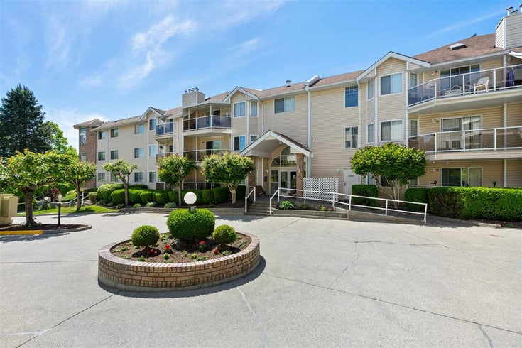 317 22611 116 AVENUE - East Central Apartment/Condo for sale, 1 Bedroom (R2589303)