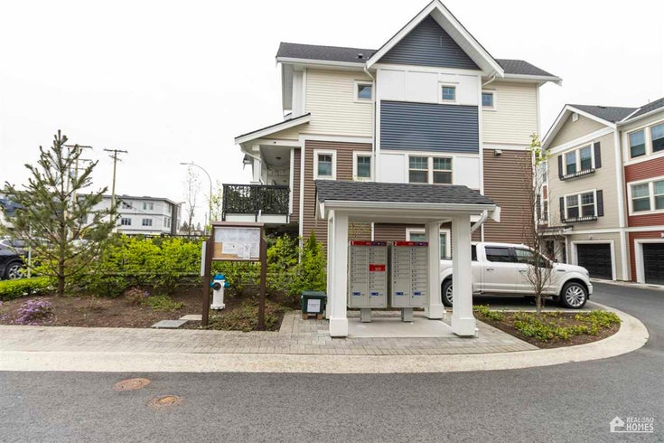 17 2799 ALLWOOD STREET - Abbotsford West Townhouse for sale, 2 Bedrooms (R2589338)