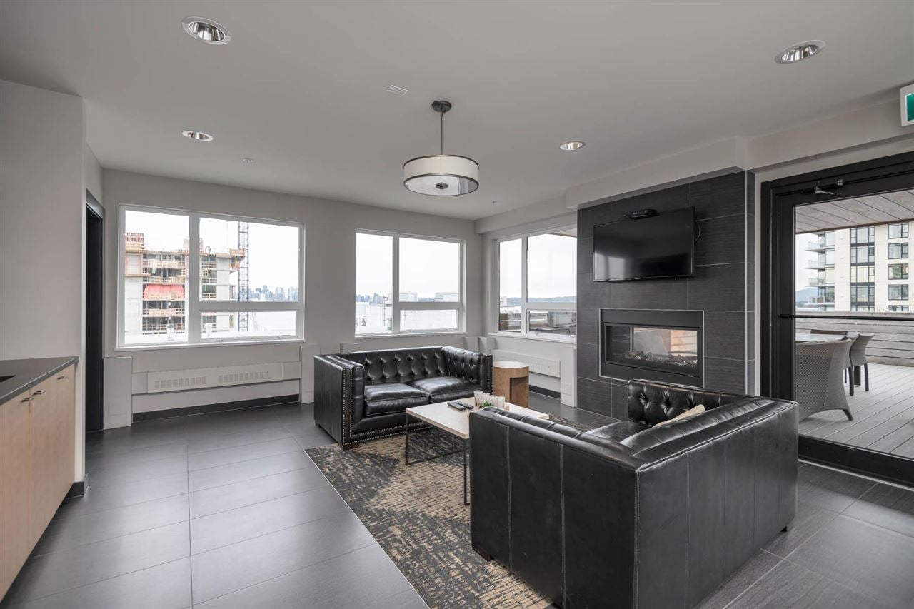 308 123 W 1ST STREET - Lower Lonsdale Apartment/Condo for sale, 1 Bedroom (R2589405) - #17