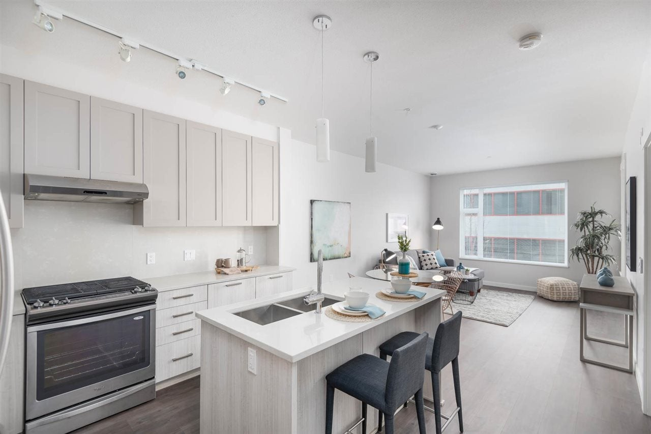 308 123 W 1ST STREET - Lower Lonsdale Apartment/Condo for sale, 1 Bedroom (R2589405) - #2