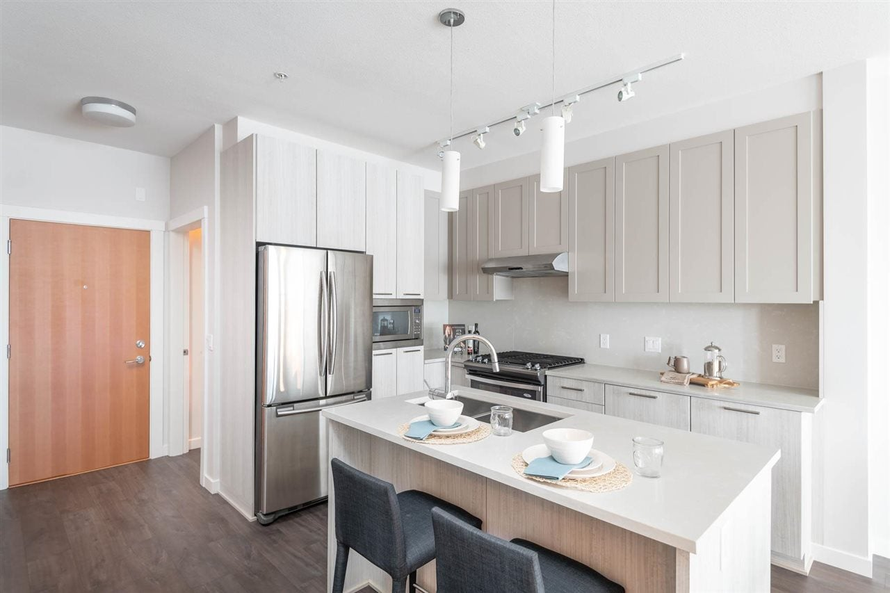 308 123 W 1ST STREET - Lower Lonsdale Apartment/Condo for sale, 1 Bedroom (R2589405) - #3