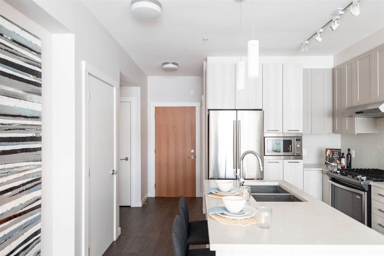 308 123 W 1ST STREET - Lower Lonsdale Apartment/Condo for sale, 1 Bedroom (R2589405) - #6