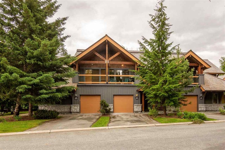 4614 MONTEBELLO PLACE - Whistler Village Townhouse for sale, 3 Bedrooms (R2589412)