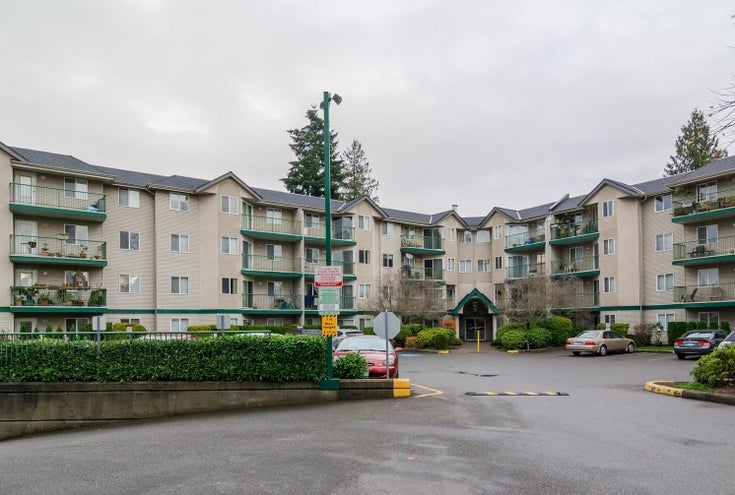 414 31771 PEARDONVILLE ROAD - Abbotsford West Apartment/Condo for sale, 2 Bedrooms (R2589424)