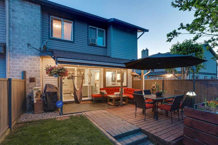 26 46689 FIRST AVENUE - Chilliwack E Young-Yale Townhouse for sale, 3 Bedrooms (R2589444)