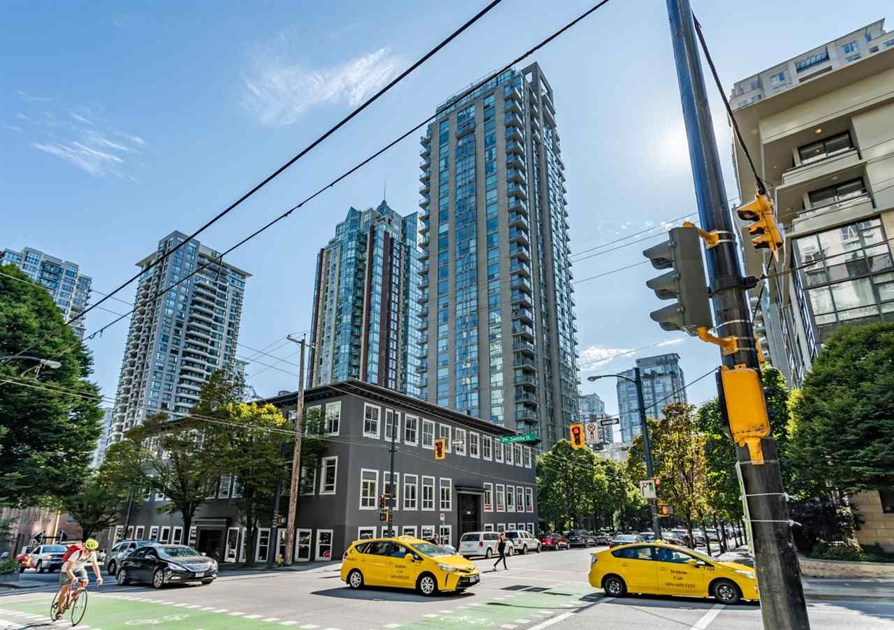 2003 928 RICHARDS STREET - Yaletown Apartment/Condo for sale, 1 Bedroom (R2589462) - #1