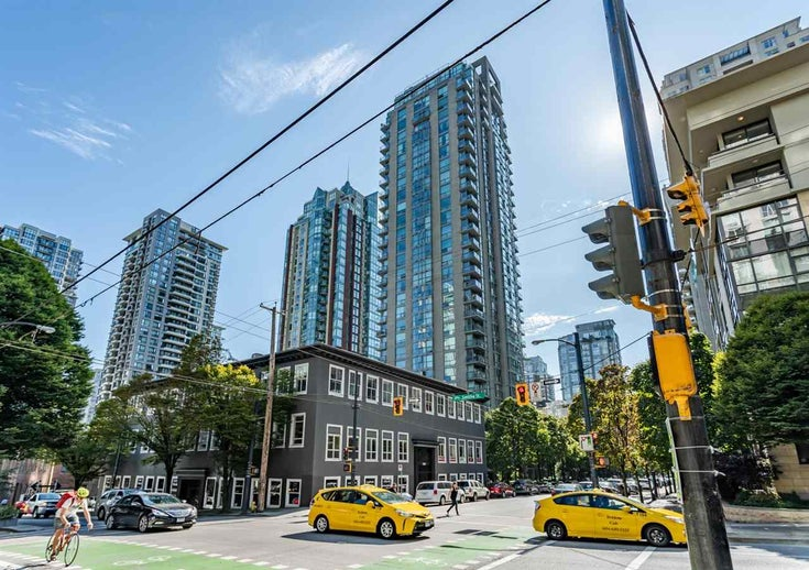 2003 928 RICHARDS STREET - Yaletown Apartment/Condo for sale, 1 Bedroom (R2589462)