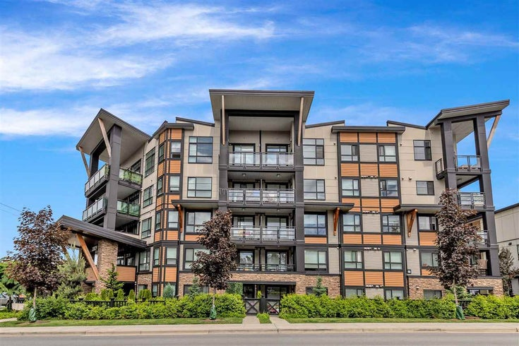 114 20829 77A AVENUE - Willoughby Heights Apartment/Condo for sale, 2 Bedrooms (R2589472)