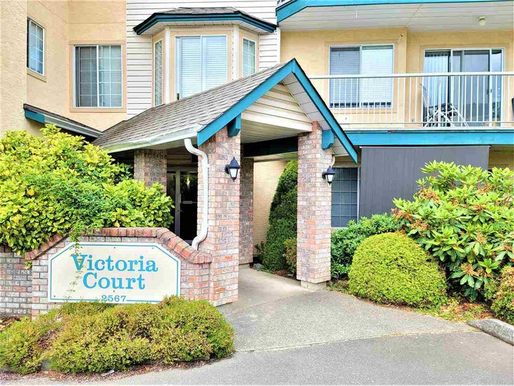 204 2567 VICTORIA STREET - Abbotsford West Apartment/Condo for sale, 2 Bedrooms (R2589474)