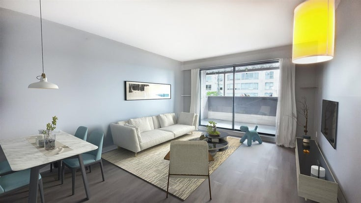 108 45 FOURTH STREET - Downtown NW Apartment/Condo for sale, 1 Bedroom (R2589498)