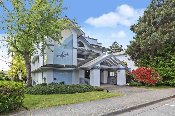 201 15018 THRIFT AVENUE - White Rock Apartment/Condo for sale, 2 Bedrooms (R2589524)