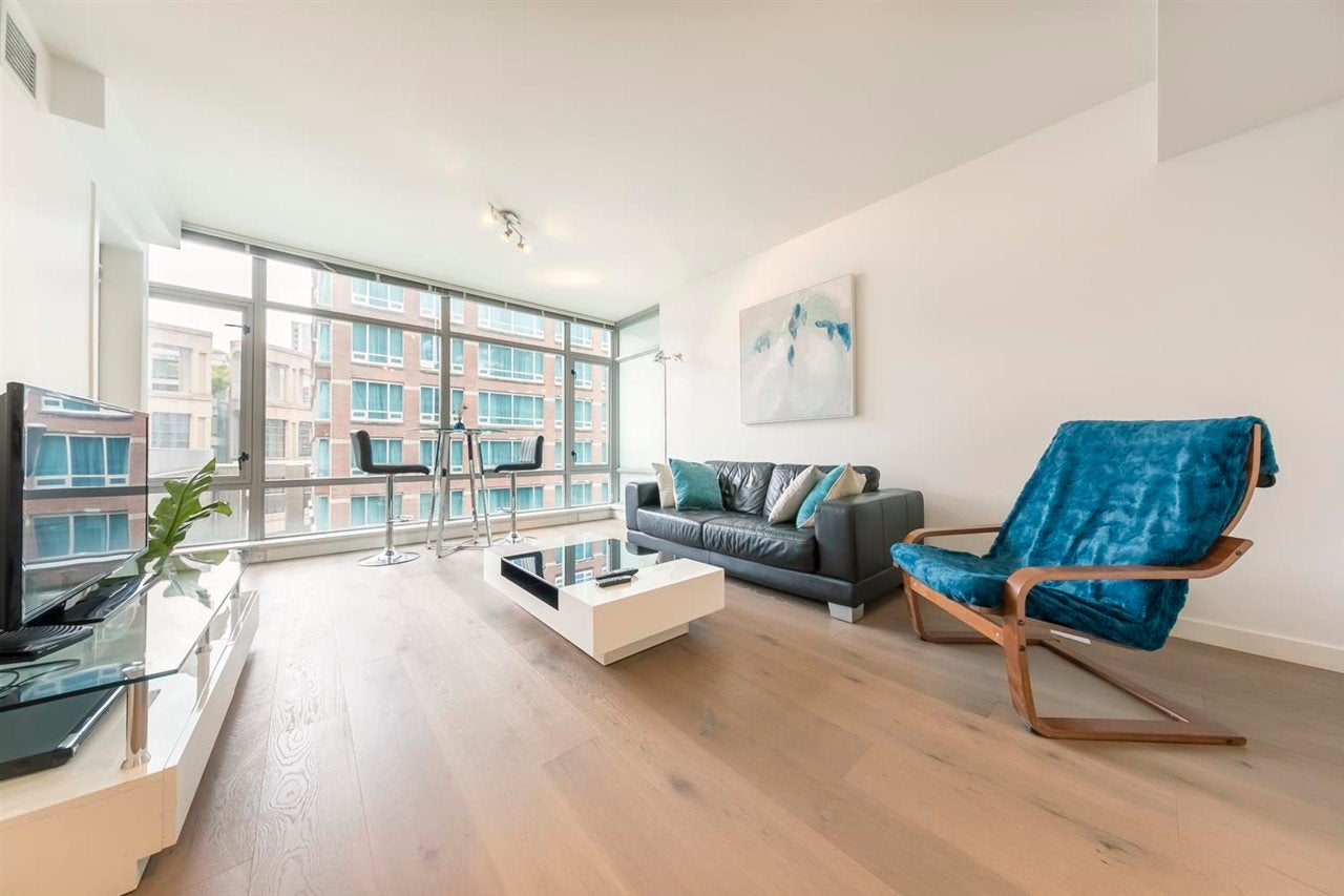 804 788 RICHARDS STREET - Downtown VW Apartment/Condo for sale, 1 Bedroom (R2589536) - #1
