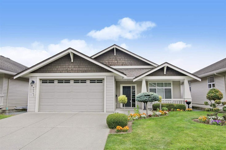 46563 STONEY CREEK DRIVE - Sardis East Vedder Rd House/Single Family for sale, 2 Bedrooms (R2589541)