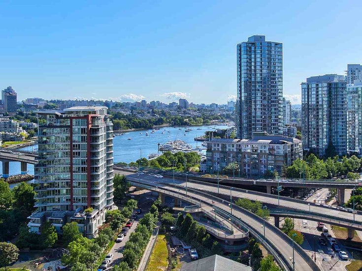 2006 33 SMITHE STREET - Yaletown Apartment/Condo for sale, 1 Bedroom (R2589562)