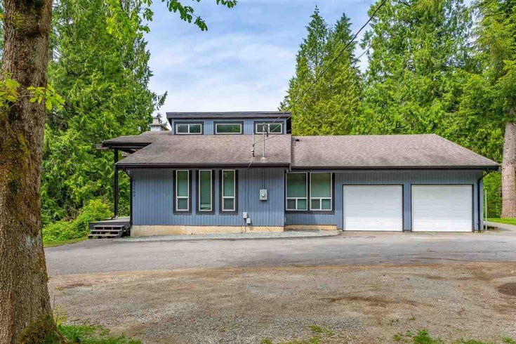 33569 FERNDALE AVENUE - Mission BC House with Acreage for sale, 3 Bedrooms (R2589606)