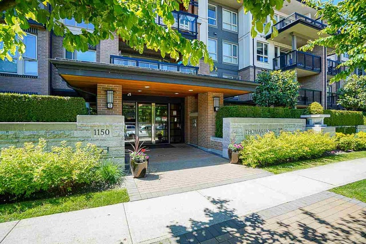 117 1150 KENSAL PLACE - New Horizons Apartment/Condo for sale, 2 Bedrooms (R2589612)