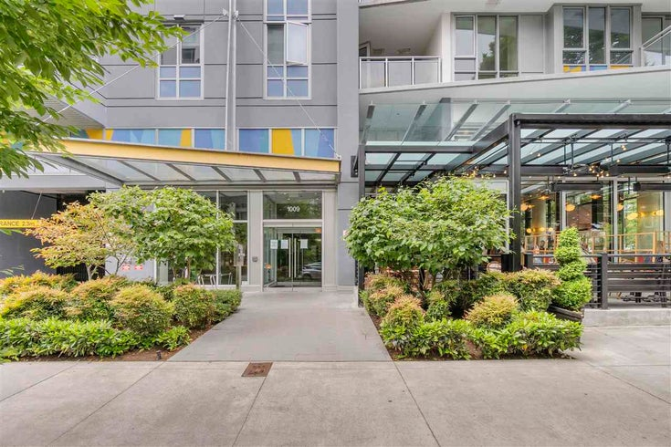 1404 1009 HARWOOD STREET - West End VW Apartment/Condo for sale, 1 Bedroom (R2589614)