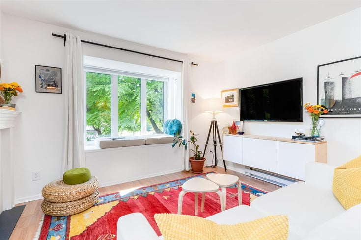 208 2133 DUNDAS STREET - Hastings Apartment/Condo for sale, 1 Bedroom (R2589650)