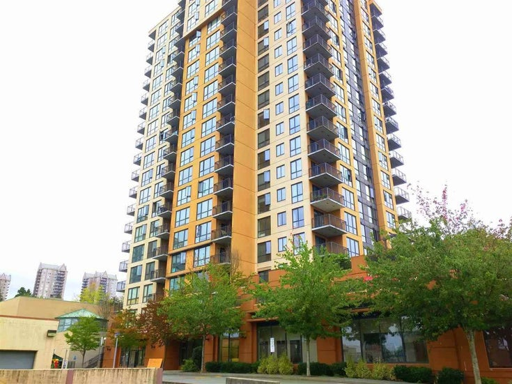 801 511 ROCHESTER AVENUE - Coquitlam West Apartment/Condo for sale, 1 Bedroom (R2589681)
