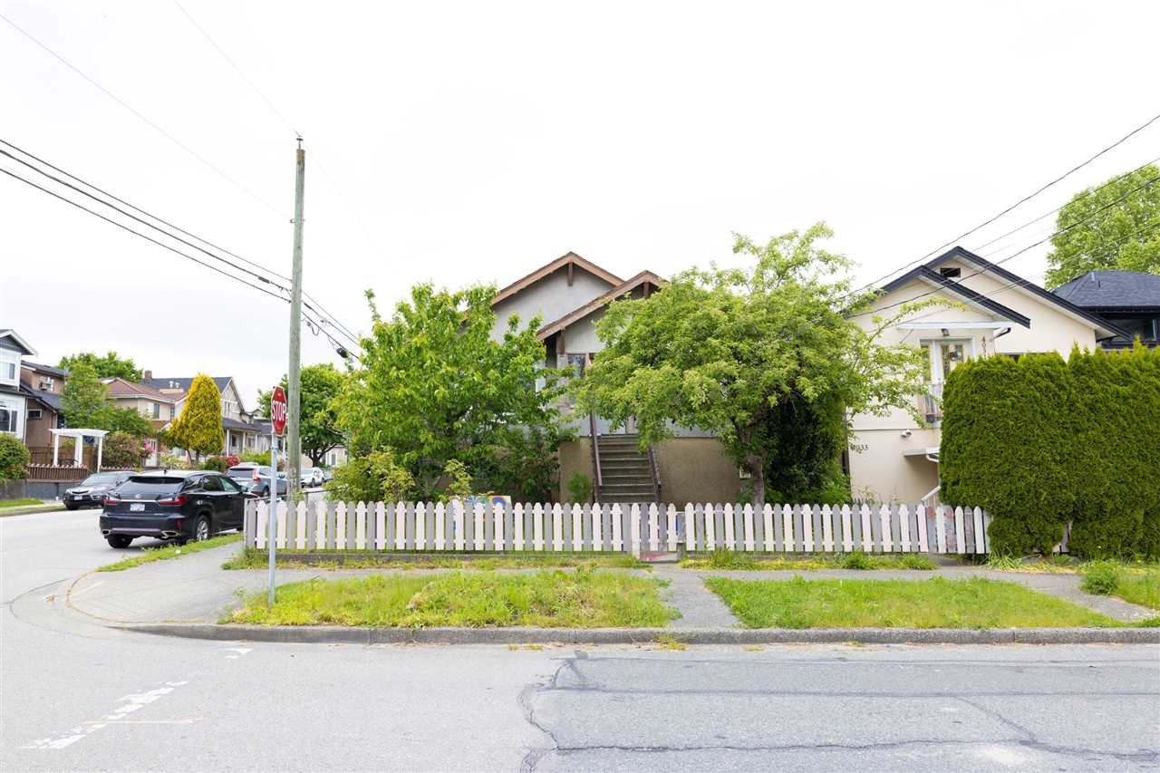 4041 ST. CATHERINES STREET - Fraser VE House/Single Family for sale, 4 Bedrooms (R2589690) - #1