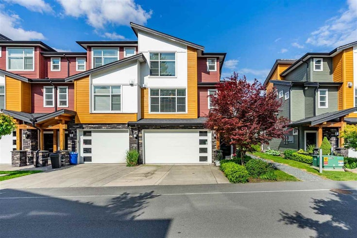 39 46570 MACKEN AVENUE - Chilliwack N Yale-Well Townhouse for sale, 3 Bedrooms (R2589709)
