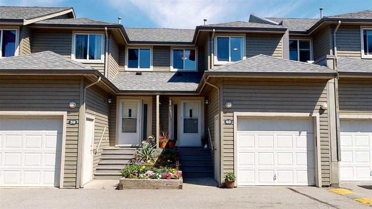 40 40200 GOVERNMENT ROAD - Garibaldi Estates Townhouse for sale, 2 Bedrooms (R2589715)