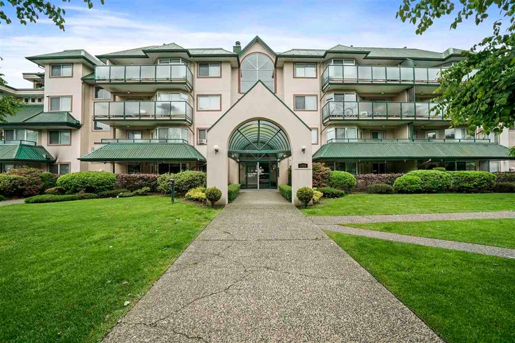 311 2958 TRETHEWEY STREET - Abbotsford West Apartment/Condo for sale, 2 Bedrooms (R2589736)