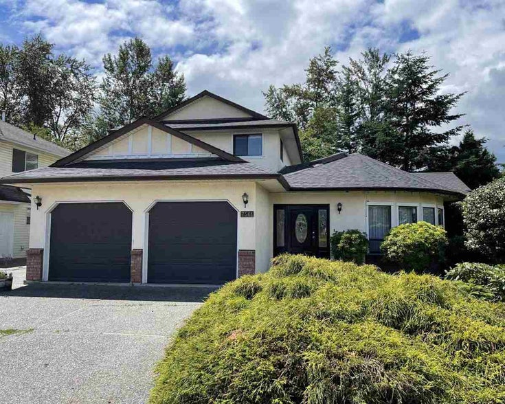 7561 SAPPHIRE DRIVE - Sardis West Vedder Rd House/Single Family for sale, 4 Bedrooms (R2589751)