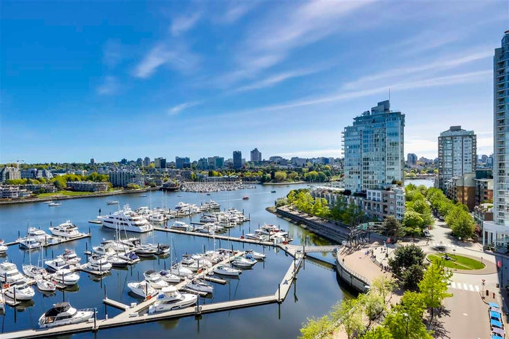 1101 1099 MARINASIDE CRESCENT - Yaletown Apartment/Condo for sale, 3 Bedrooms (R2589770)