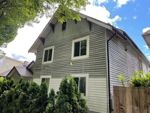 1838 E 1ST AVENUE - Grandview Woodland Fourplex for sale, 8 Bedrooms (R2589780)