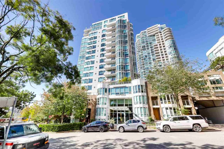 504 1501 HOWE STREET - Yaletown Apartment/Condo for sale, 2 Bedrooms (R2589803)