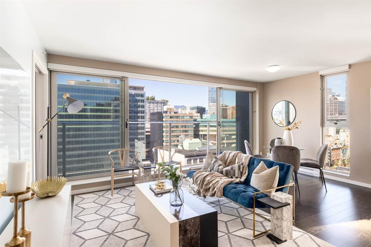 1808 999 SEYMOUR STREET - Downtown VW Apartment/Condo for sale, 1 Bedroom (R2589805) - #1