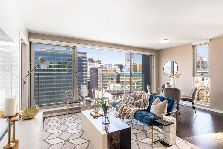 1808 999 SEYMOUR STREET - Downtown VW Apartment/Condo for sale, 1 Bedroom (R2589805)