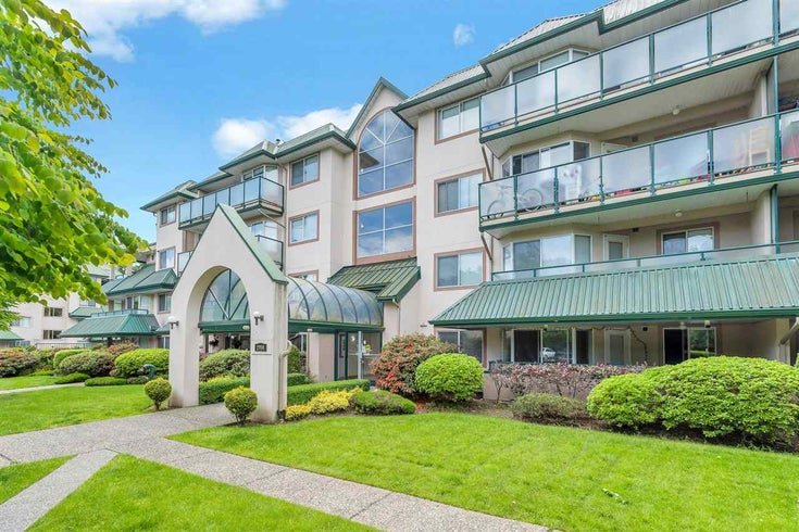 208 2958 TRETHEWEY STREET - Abbotsford West Apartment/Condo for sale, 2 Bedrooms (R2589825)