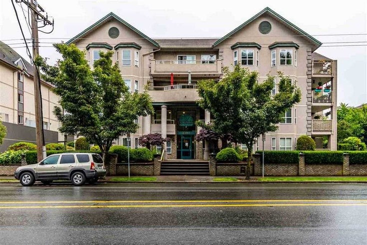 405 46693 YALE ROAD - Chilliwack E Young-Yale Apartment/Condo for sale, 2 Bedrooms (R2589827)
