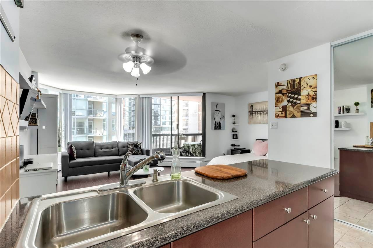 701 1333 HORNBY STREET - Downtown VW Apartment/Condo for sale(R2589861) - #10