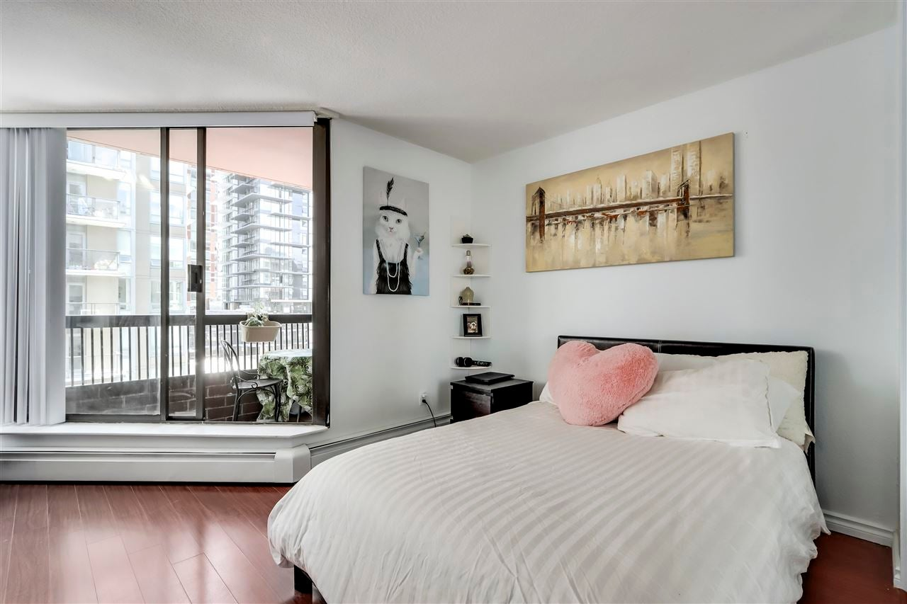 701 1333 HORNBY STREET - Downtown VW Apartment/Condo for sale(R2589861) - #11