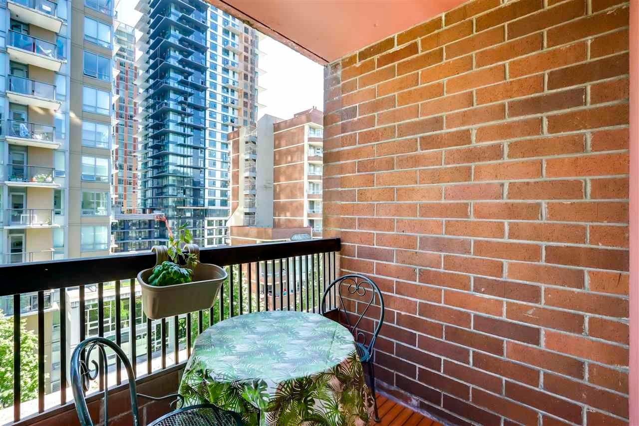 701 1333 HORNBY STREET - Downtown VW Apartment/Condo for sale(R2589861) - #15