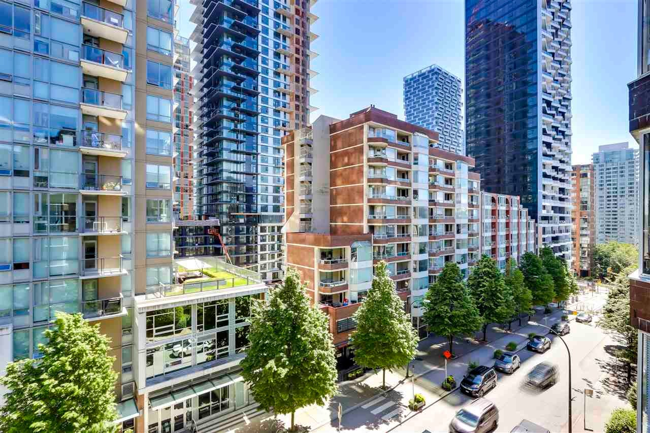 701 1333 HORNBY STREET - Downtown VW Apartment/Condo for sale(R2589861) - #16
