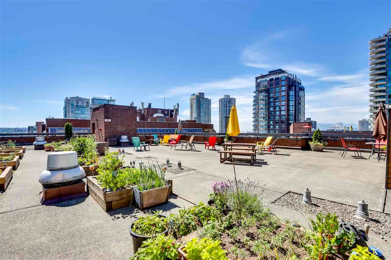701 1333 HORNBY STREET - Downtown VW Apartment/Condo for sale(R2589861) - #17