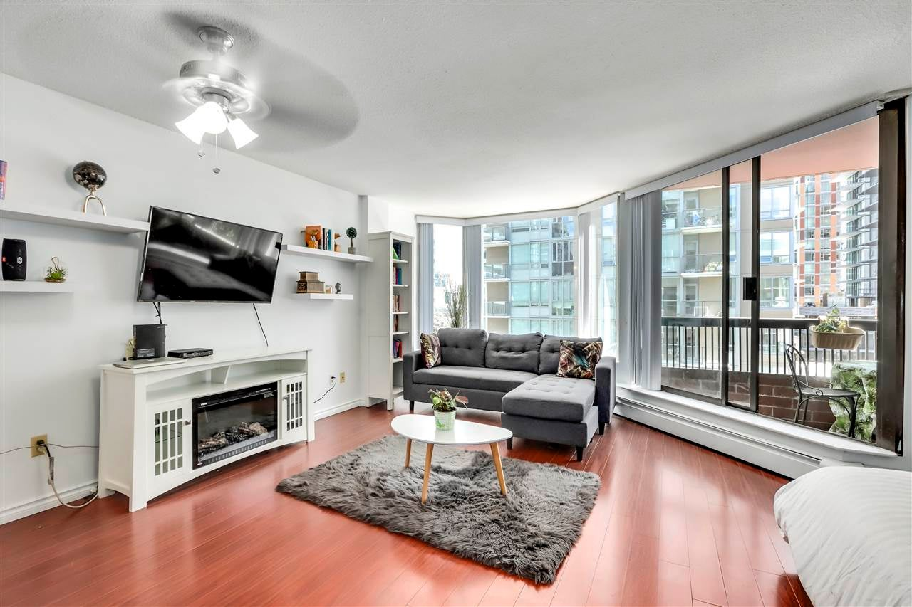 701 1333 HORNBY STREET - Downtown VW Apartment/Condo for sale(R2589861) - #3