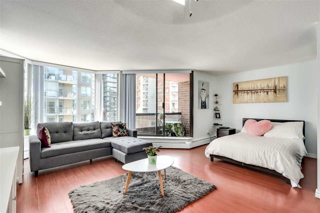 701 1333 HORNBY STREET - Downtown VW Apartment/Condo for sale(R2589861) - #4