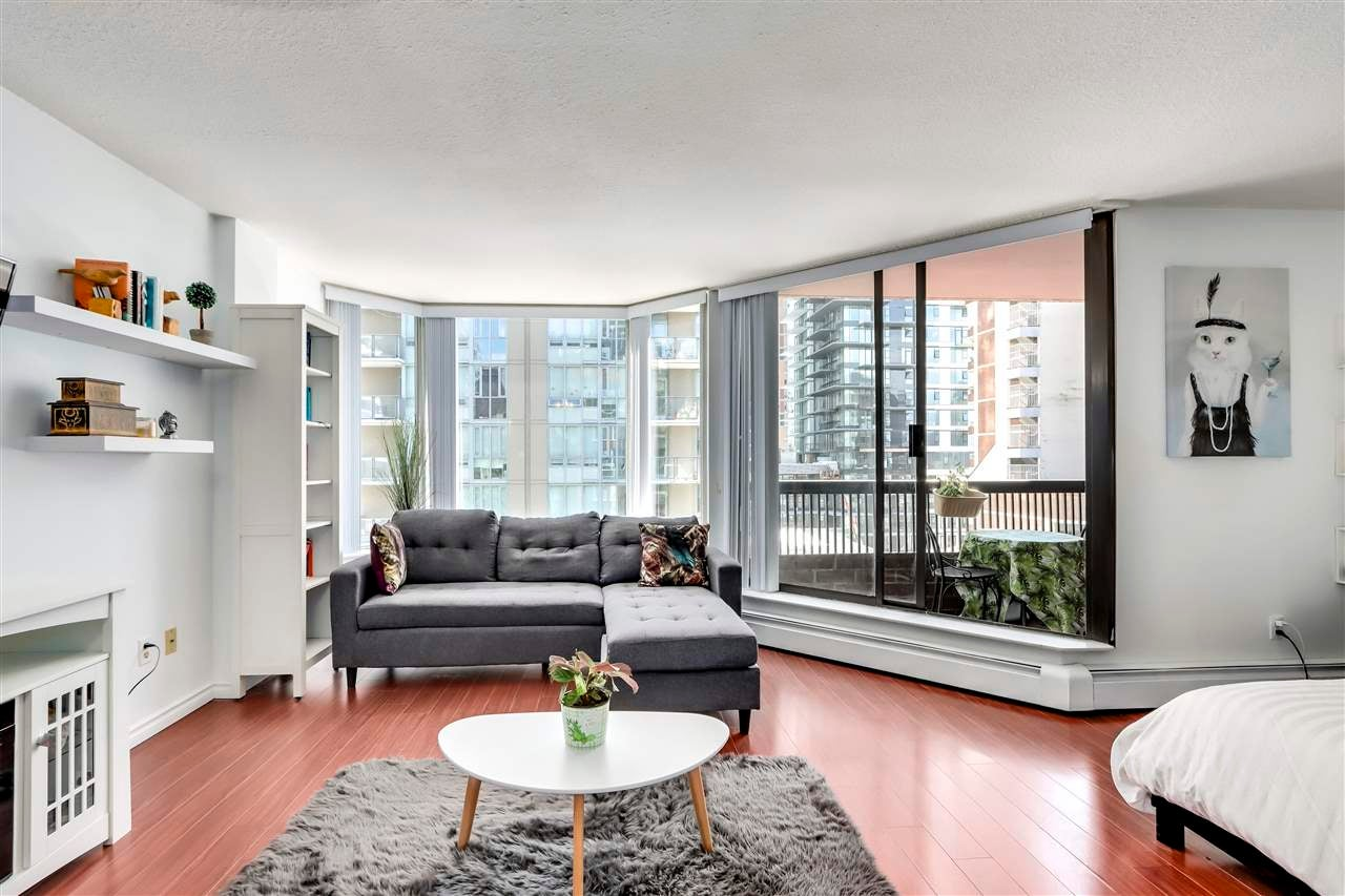 701 1333 HORNBY STREET - Downtown VW Apartment/Condo for sale(R2589861) - #5