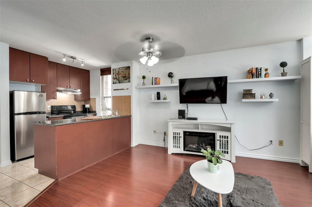 701 1333 HORNBY STREET - Downtown VW Apartment/Condo for sale(R2589861) - #6